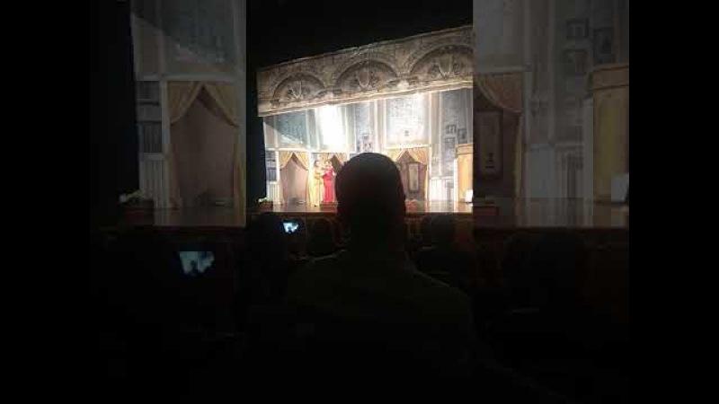 Спектакль Авантюристы поневоле с Павлом Прилучным в Минске