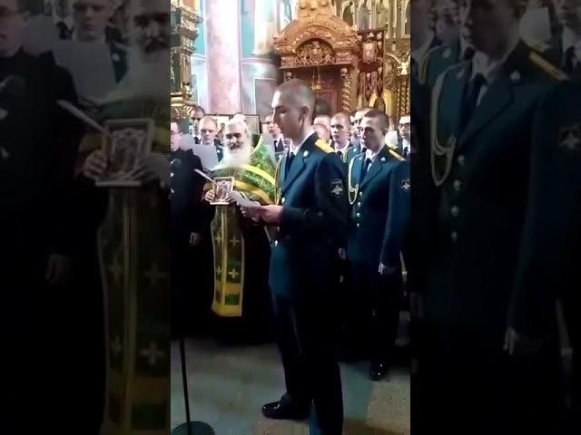 Поет солдат ДИВЕЕВО