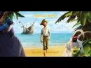 Робинзон Крузо: Адамдар мекендеген арал|Жаңа Қазақша Мультфильм