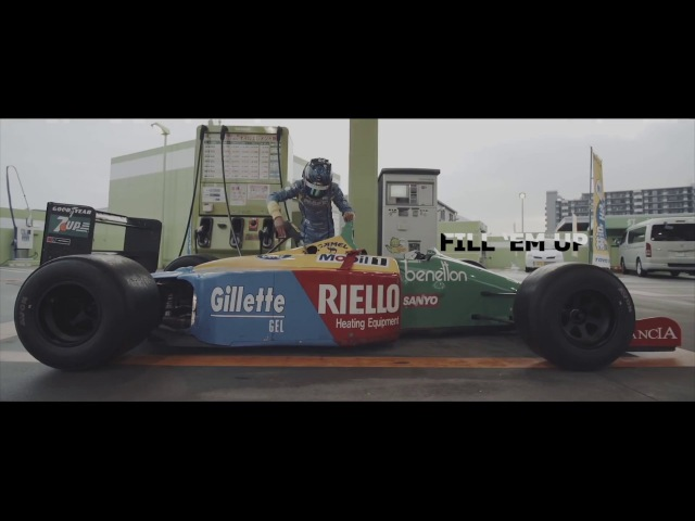 The Midnight We Move Forward Motorsport Video Mix