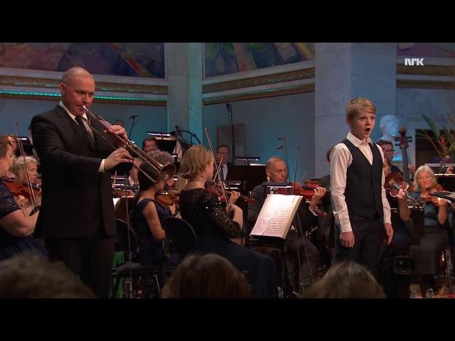 Let the bright Seraphim | boy soprano Aksel Rykkvin (13y), Mark Bennett KORK