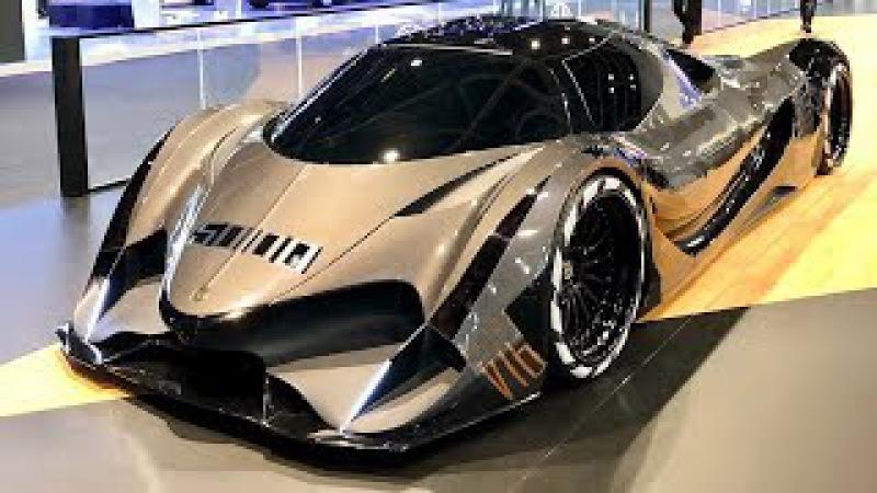 5000HP DEVEL SIXTEEN - WORLD'S FASTEST CAR