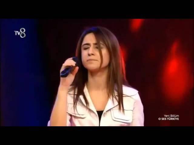 O Ses Türkiye - Leyla Rehimova Özledim
