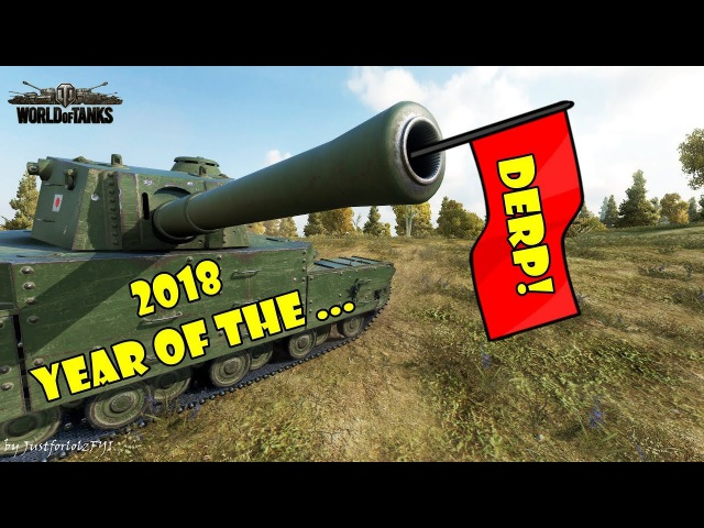 World of Tanks - Funny Moments | Year of the DERP!