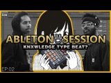Ableton Production Session - Lo Fi Hip Hop Beat Tutorial + Chopping Samples (Stock Plugins Only!)