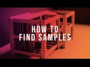 HOW TO FIND SAMPLES FOR BEATS VINYL, ELECTRONIC, CHILL, ETC.
