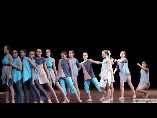 Ансамбль танца Диамант микс (Тверь). Танец Тысячи рук