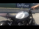 LeoVince GP DUALS for Yamaha XSR 900