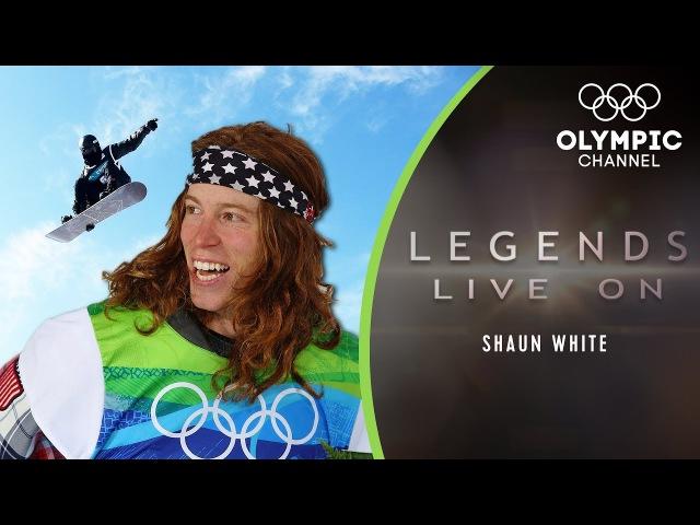 Shaun White: The Guy who Raised the Bar in Snowboarding | Legends Live On » Freewka.com - Смотреть онлайн в хорощем качестве