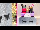 DIY Органайзеры Комод из картона Организация косметики СВОИМИ РУКАМИ 🐞 Afinka