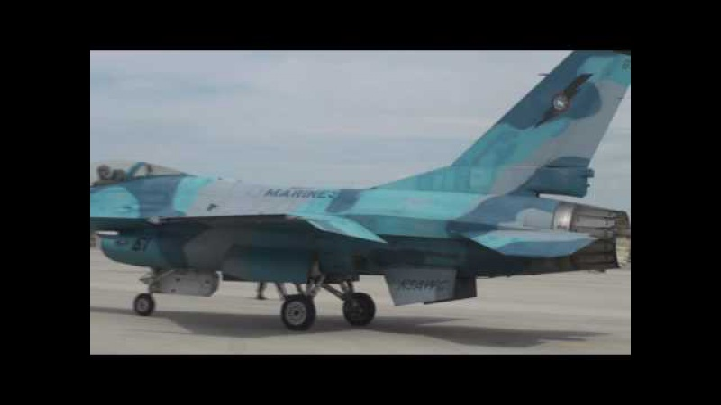 NSAWC Vipers and Hornets at NAS Fallon