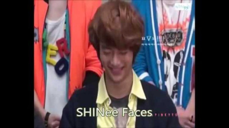 SHINee funny moments partie 1