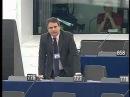 Roberto Fiore al Parlamento Europeo