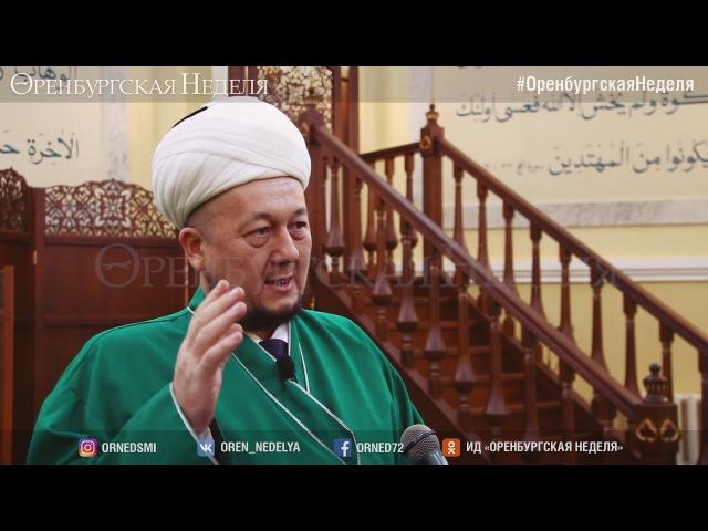 Хурматулла Буранбаев, имам-хатыб мечети «Караван-Сарай»