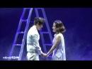 140801 昼 〇 10 EXO Baekhyun Singin' In The Rain Musical 싱잉인더레인 뮤지컬 音あり