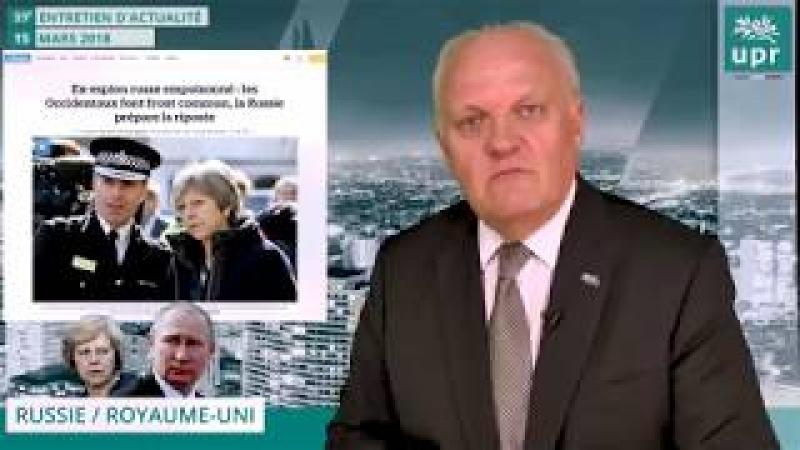 Asselineau déconstruit la propagande anti Russe