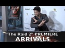 The Raid 2 Los Angeles Premiere Arrivals Iko Uwais, Cung Le, Randy Couture