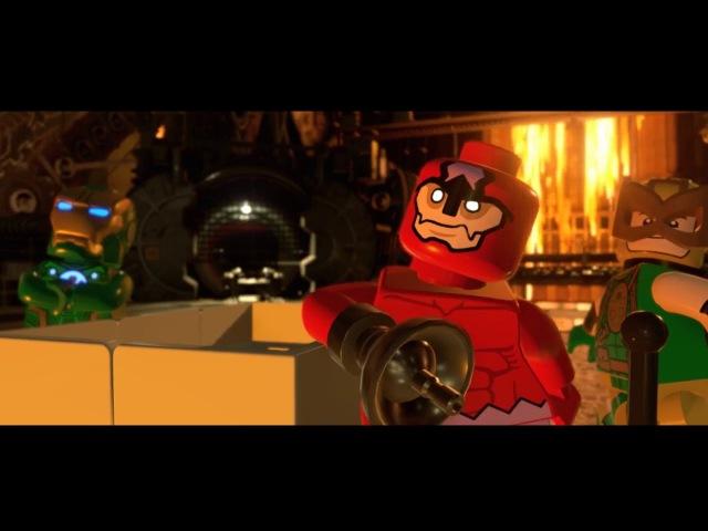 2 прохождение игры Lego Marvel Super Heros 2:ваканда