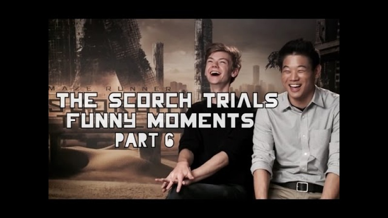 The Scorch Trials Funny Moments Part 6