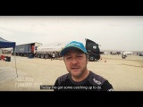 Dakar Rally 2018. Stage 2.  A hop away from heat shock / В шаге от теплового удара
