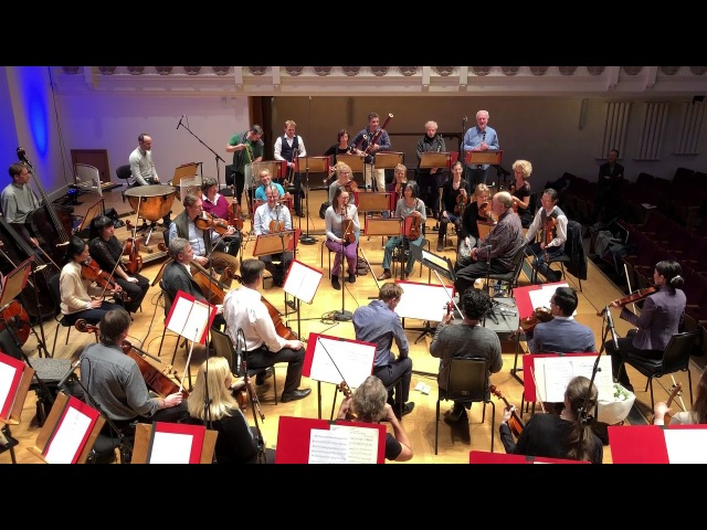 Sir Roger Norrington Eroica/Happy Birthday surprise from the SWR Symphonieorchester