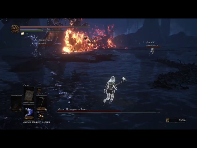 DS3 - Boss invasion