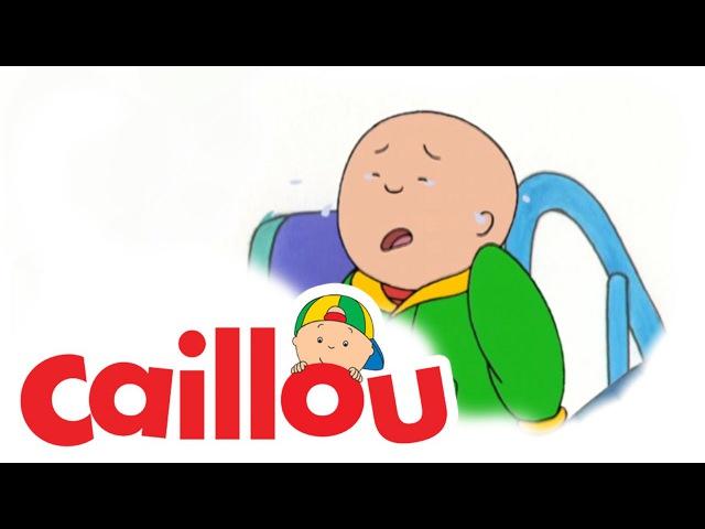 Kids' English | Caillou - Caillou's Big Slide (S01E49) | Cartoon for Kids