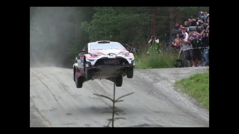 WRC TRIBUTE 2017 Maximum Attack On the Limit Crashes Best Moments