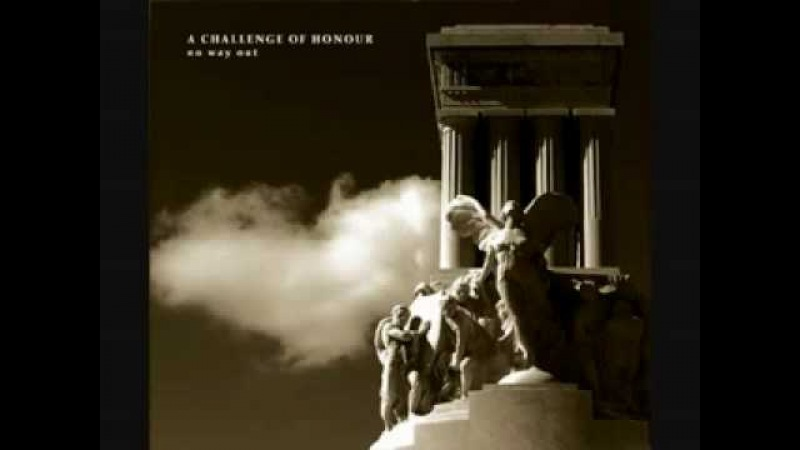 A Challenge of Honour - Walls of Jericho