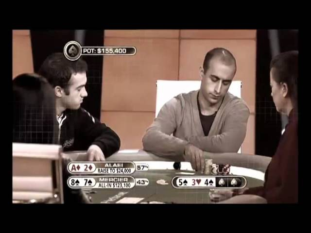 Уроки школы покера PokerStars Урок №12 Игра с дро