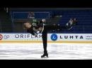 Michal BREZINA SP Finlandia Trophy 2017-2018 / Михаил Бржезина КП