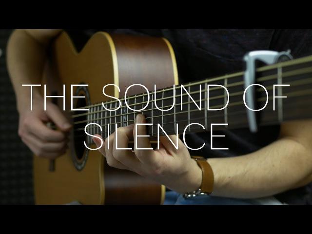 Simon Garfunkel - The Sound of Silence - Fingerstyle Guitar Cover