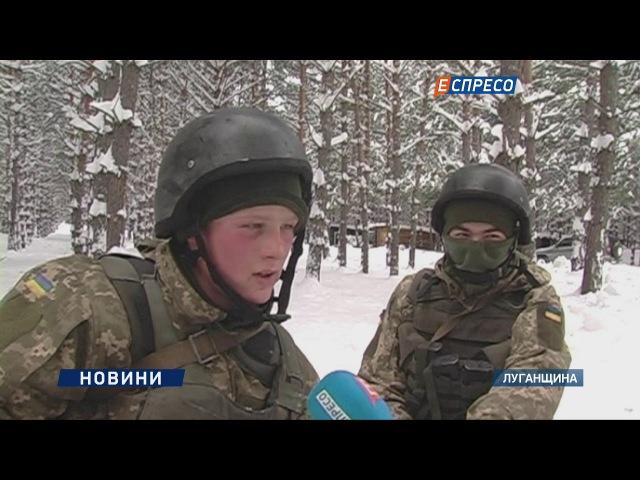 Артилеристи ЗСУ тренуються на навчаннях