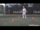 How to improve your footwork and adjustment steps for tennis