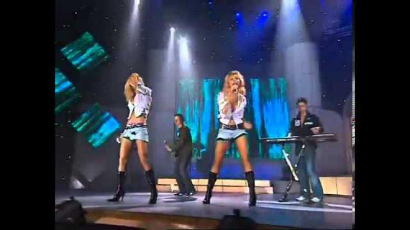 Reflex Трудно говорить Песня года 2004, февраль