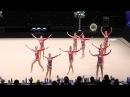 Азербайджанская гимнастка стала призером международного турнира