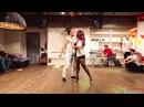 Илья Дерешев и Елена Скойбеда @ проект «Танцуй с тренером» | студия танцев Ipanema