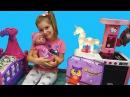 Кукла Беби Бон Вика как Мама Играем открываем большой Киндер Подарки Baby Born Dolls Vide...