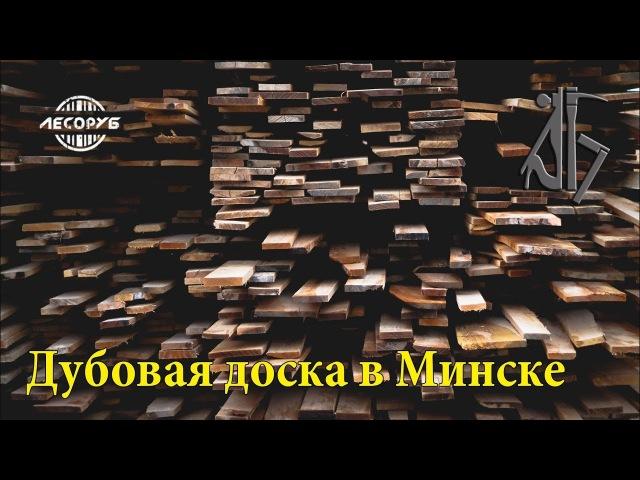 Где купить дуб в Минске