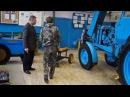 приспособление для расстыковки тракторов Беларус - 80/82