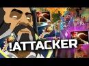 !Attacker Kunkka Boss Mode ON! - EPIC Gameplay - Dota 2
