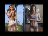 Anllela Sagra - Fitness & Dance. Workout Motivation 2018 / Анллела Сагра pt. 2