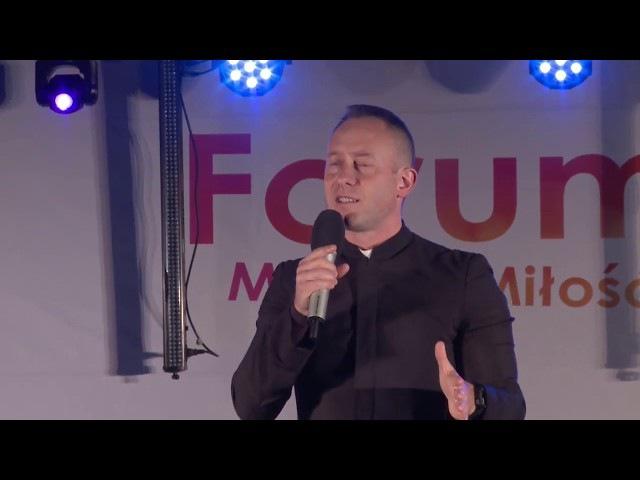 9. Forum Młodzi i Miłość - Ks. Dominik Chmielewski SDB