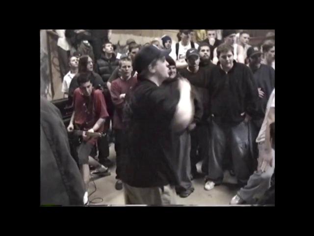 Hatebreed @ CT Bike Exchange Bristol, CT 1-17-1998