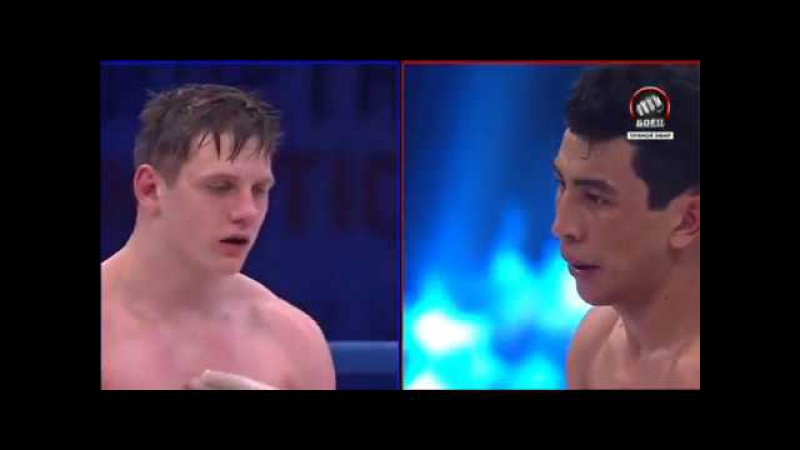 Fight Nr 5 80 kg Sher Mamazulunov Uzbekistan Dmitry Menshikov Russia Комментарии МАТЧ ТВ БОЕЦ