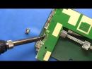 Замена разъема питания на Lenovo Tab2