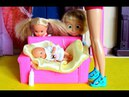 Кто спрятал малыша Александра? Мама Барби и Маша