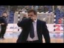 Чемпионат России 2012 13 9 й тур Тюмень Дина Москва 06 12 2012 2 й тайм