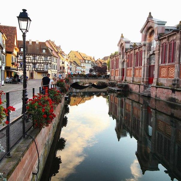 🇫🇷Петербург: в Страсбург всего за 8800 рублей туда-обратно