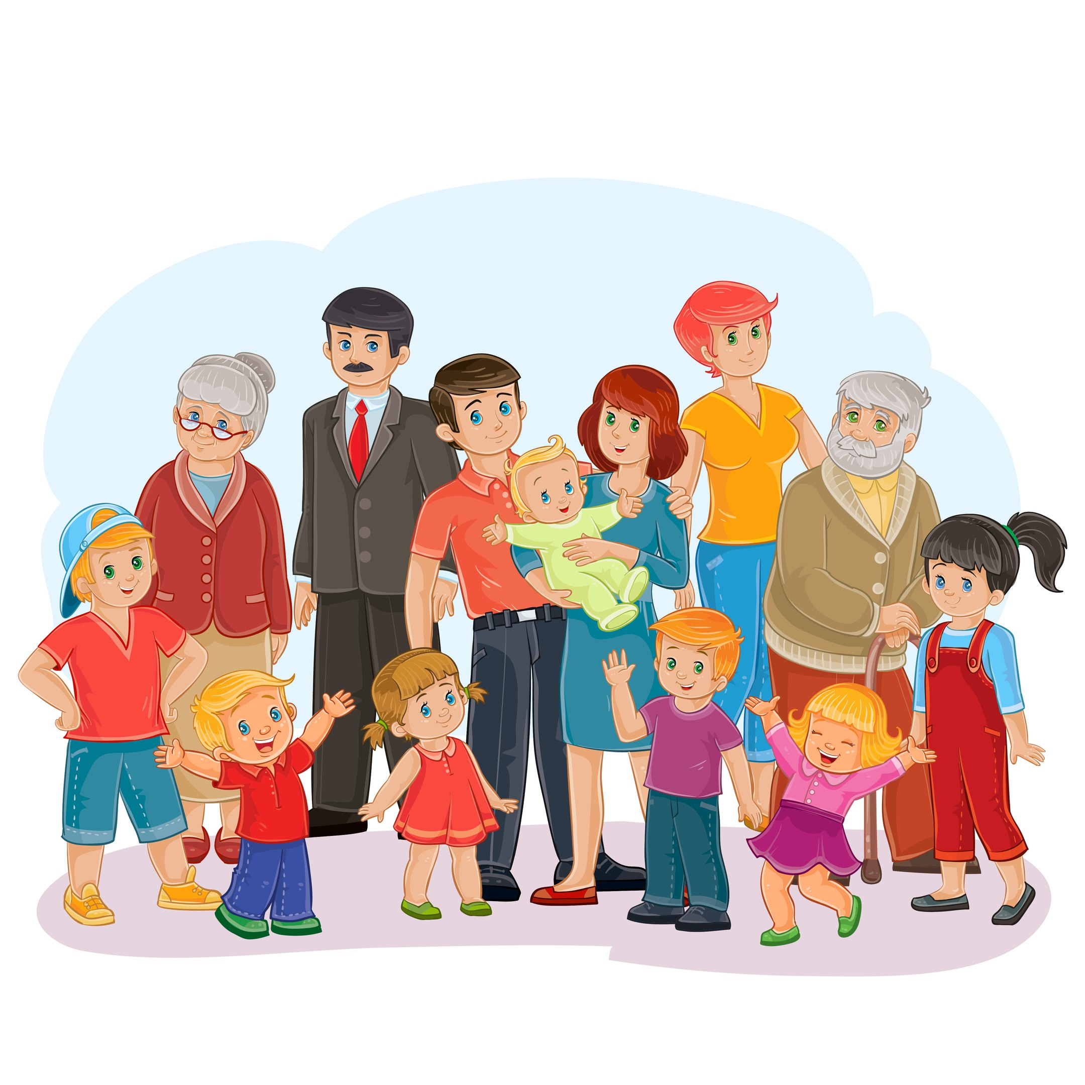 Моя семья — моя крепость | Молодежный портал